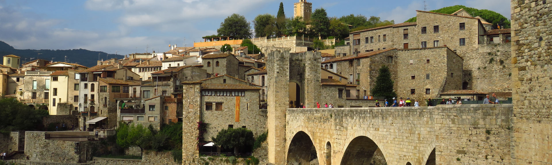 Bikecat Custom Cycling Tours - Girona Medieval Villages