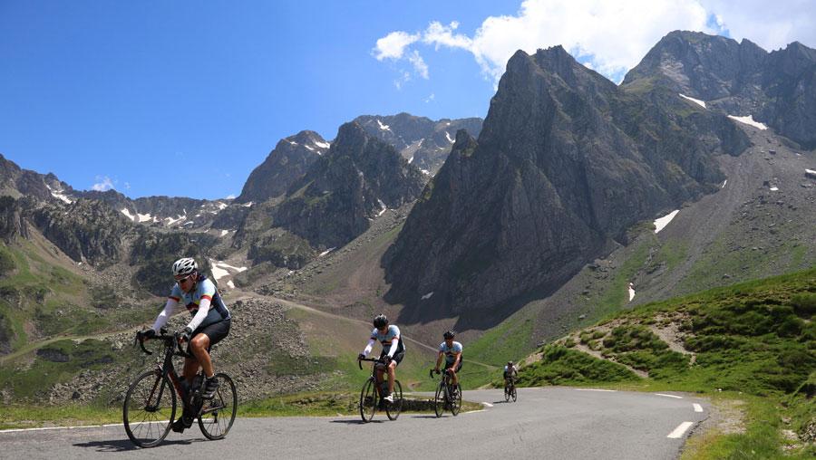 Bikecat - French Trans Pyrenees Cycling Tour - Col du Tourmalet