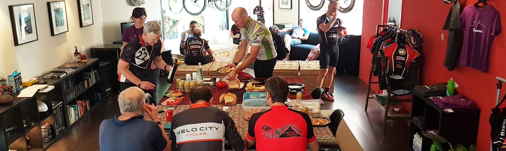 Bikecat Botiga Ciclista - Private events