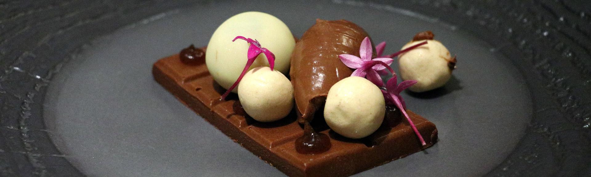 Chocolate Cuisine - La Massana Restaurant in Girona