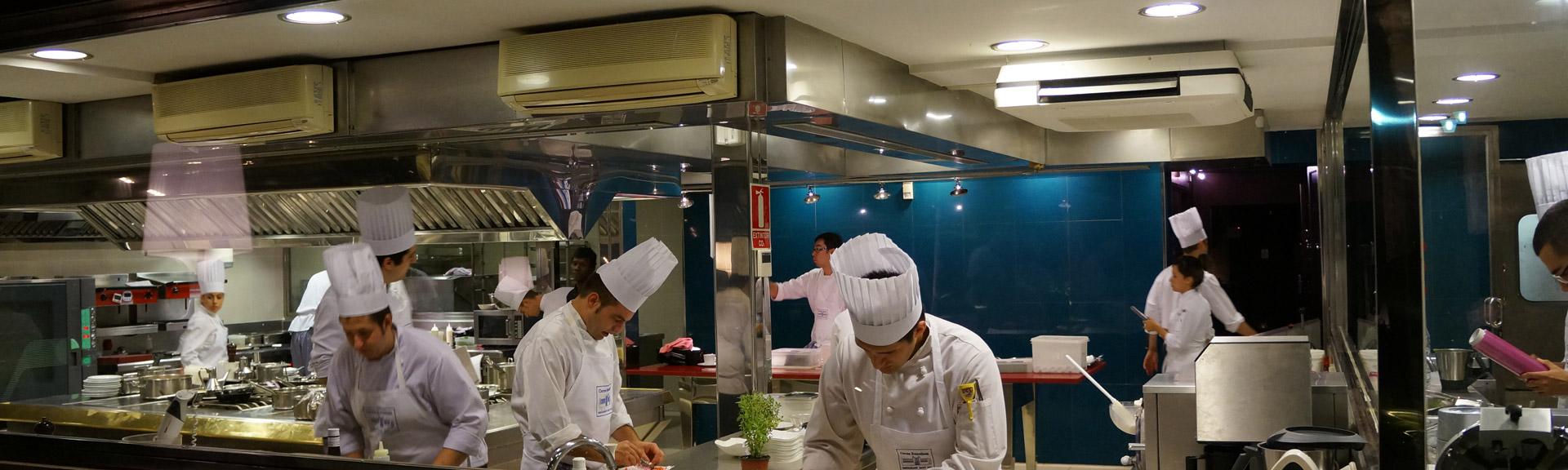 Restaurant Sant Pau - Bikecat Michelin Star Tour