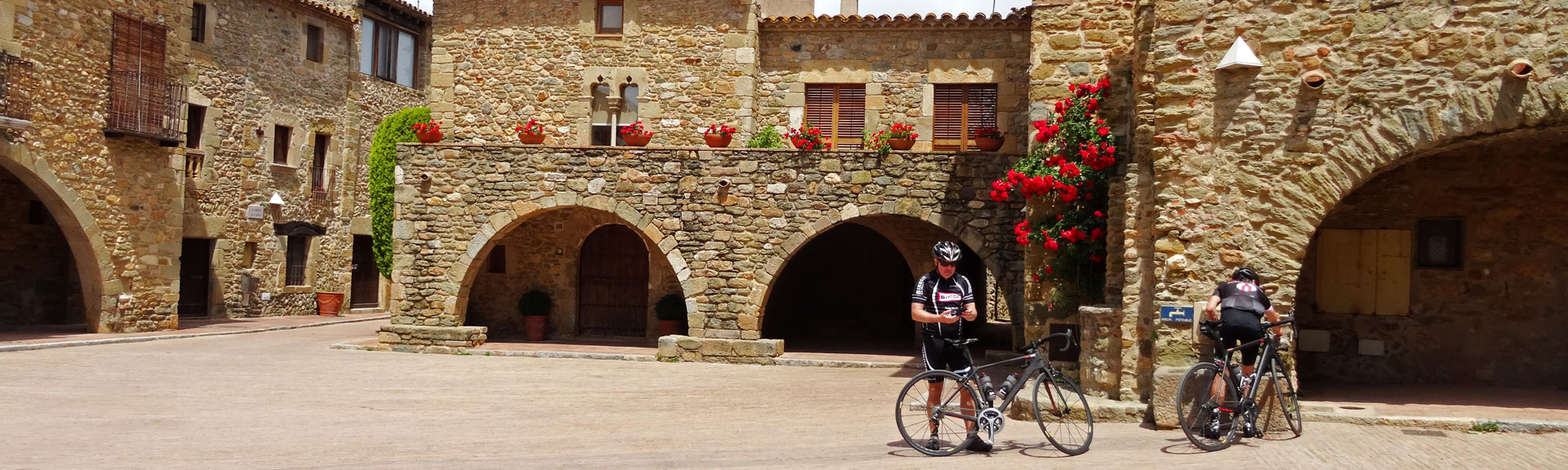 Guided rides in Girona - The Medieval Emporda - Monells