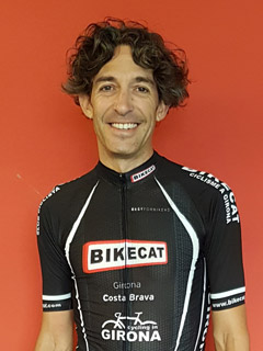 Jaume Cabruja - Bikecat owner and guide