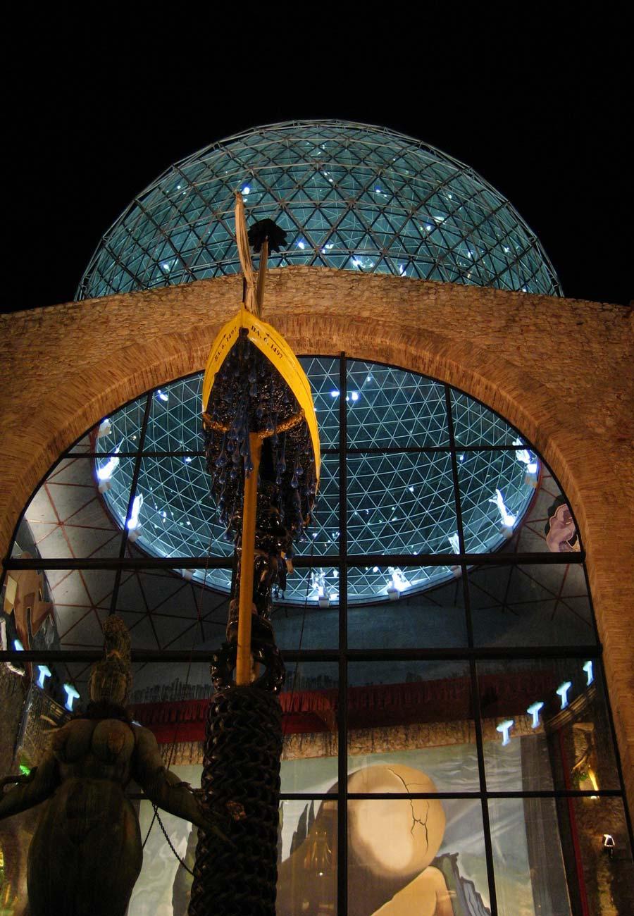 Salvador Dali Museum Tour in Figueres - Bikecat