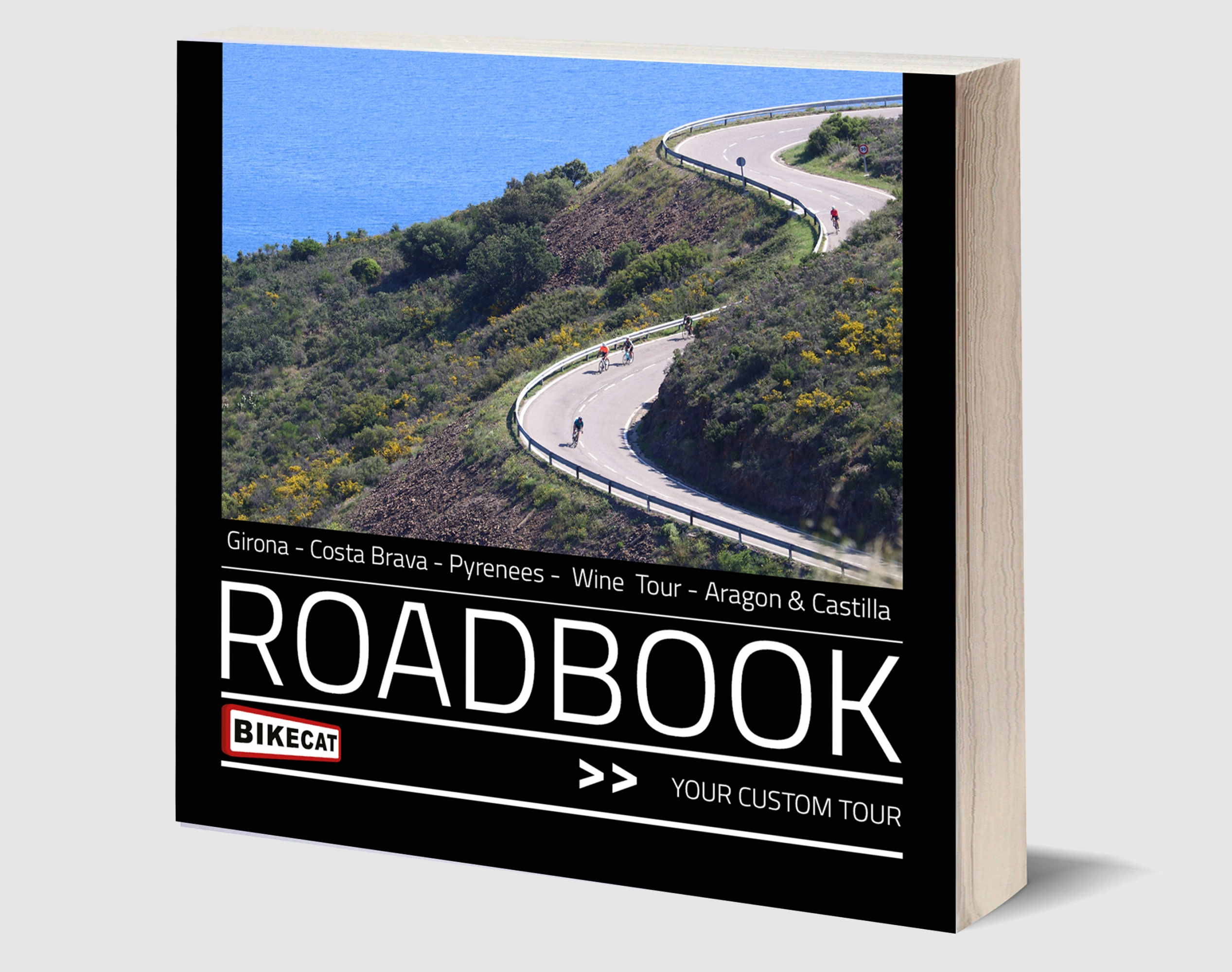 Your Custom Tour RoadBook