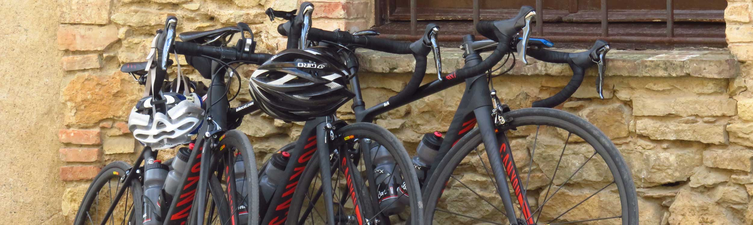 rental bikes in Girona - Bikecat guided rides